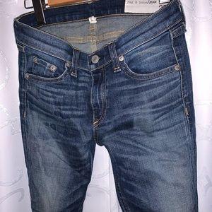 Rag & Bone dark jeans